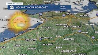 7 First Alert Forecast 5 p.m. Update, Thursday, February 25