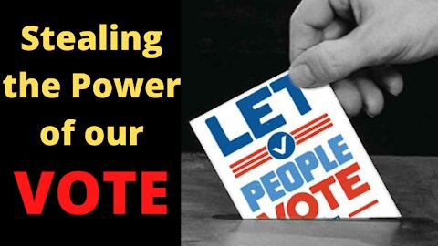The power of OUR vote