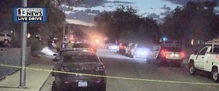 Police: Teen shot during Las Vegas house party