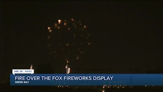 Fire over the Fox returns to Downtown Green Bay