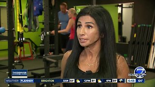 Woman diagnosed with Lupus turns life around with exercise