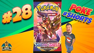 Poke #Shorts #28 | Sword & Shield | Pokemon Cards Opening