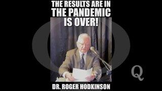 Dott. Roger Hodkinson dichiarazioni sulla pandemia