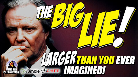 THE BIG LIE! The SCAM-DEMIC Has Been Used To MANIPULATE The World! EPIC Stew Peters w/ Jon Voight!