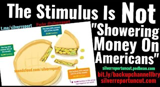 """Is The Stimulus Really """"Showering Money On Americans & Sharply Cutting Poverty"""" Or..."""