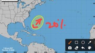 11/19/20 Tropical Update