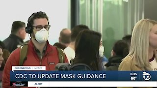 CDC to update mask guidance