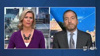 NBC's Chuck Todd discusses Electoral College vote