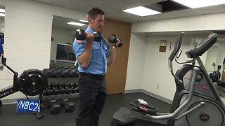 Special workout event raising money for fallen Appleton firefighter's family
