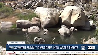 WAKC Water Summit dives deep into water rights