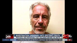 Latest on Jeffrey Epstein death