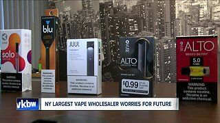 New York's largest vape wholesaler concerned about the future of employees and local businesses