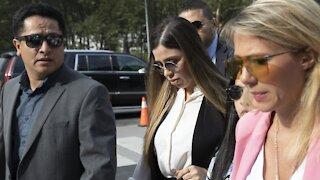 Wife Of 'El Chapo' Pleads Guilty