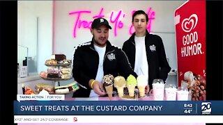The Custard Company Offering Sweet Treats in Dearborn