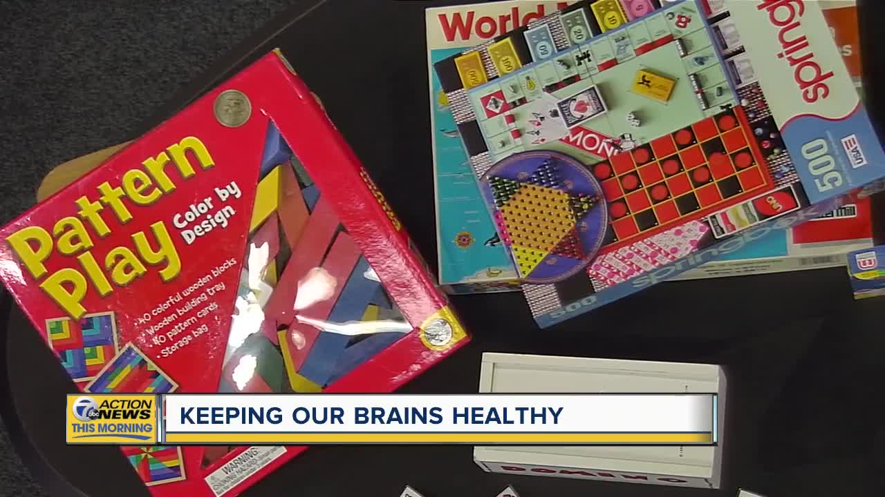 Keeping your brain healthy