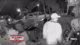 Lee County deputies search for bicycle thieves