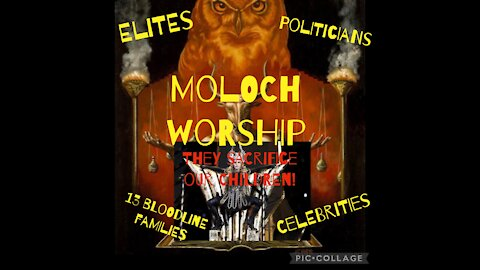 DEMON MOLOCH WORSHIP