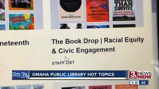 Omaha Public Library: Hot Topics
