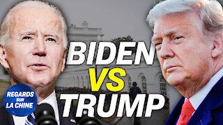 Trump dénonce la politique de Biden sur la Chine ; Taïwan et l'Allemagne interférés par le PCC