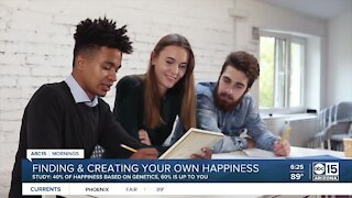 The BULLetin Board: Finding and creating your own happiness