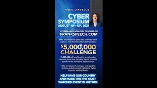 Mike Lindell Cyber Symposium Update 8/4/2021