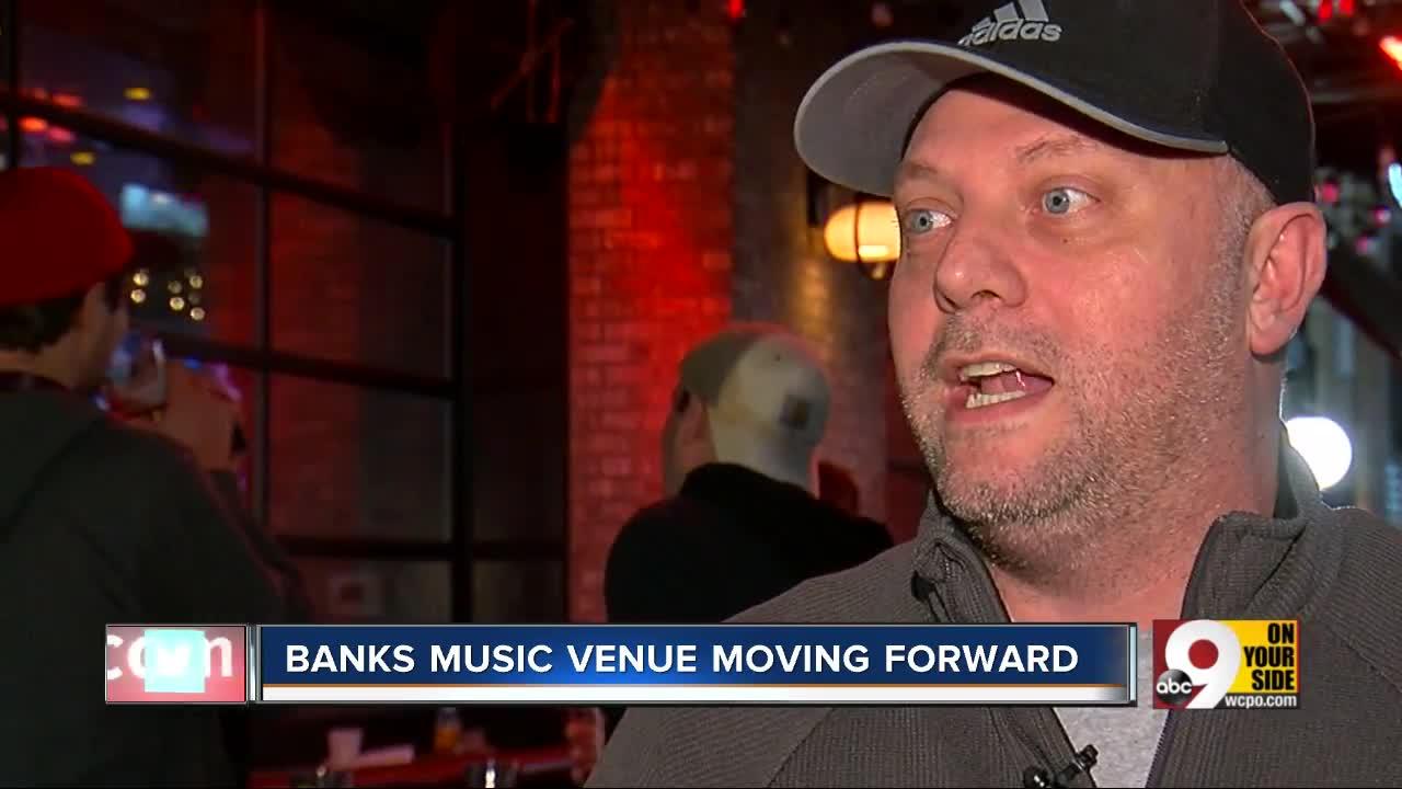 Banks music venue moving forward after Cranley, Portune meet