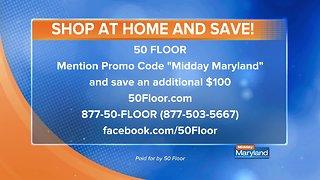 50 Floor February Deals