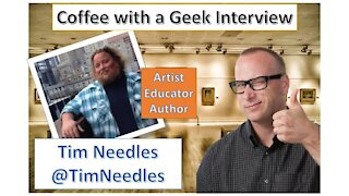 Coffee with a Geek Interview with Tim Needles
