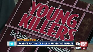 Experts weigh in on students making school threats