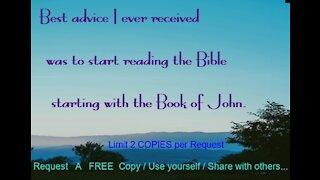 Request New Testament Gospel of John