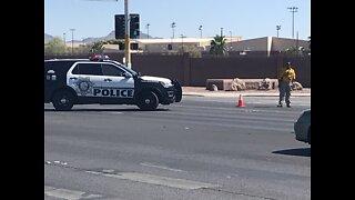 Las Vegas police investigate shooting involving the department