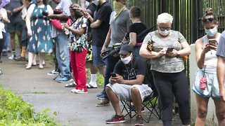 U.S. Voter Registration Dropped Dramatically Due To Pandemic