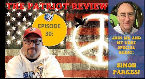 Episode 30 - Dark Forces, Special Guest Simon Parkes