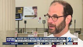 Water bills still due, despite ransomware attack