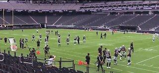 Former Raiders head coach Tom Flores rates team's first half