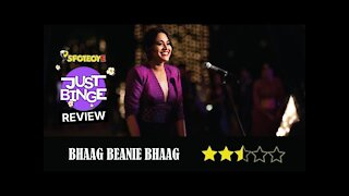 Bhaag Beanie Bhaag Review: Swara Bhasker   Just Binge Review   SpotboyE