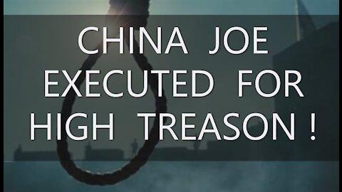 Q+ Trump: China Joe Executed High Treason! 4 More BQQMS Coming! Scripted Movie! Actors, Doubles, CGI