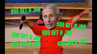 Fauci: More Vaccine Mandates Needed, Life & Death Situation