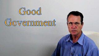 Good government.