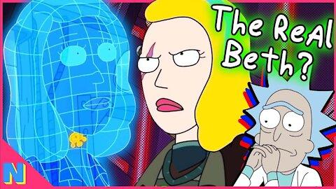 Clone Beth & Rick's Big Season 4 Lesson Explained! | Rick and Morty S4E10 Finale Breakdown