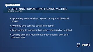 How to identify human trafficking victims
