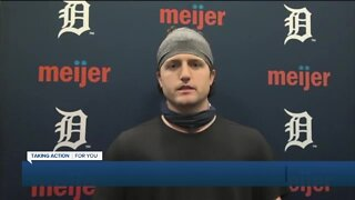 Casey Mize admits he wanted to get Tigers call-up sooner