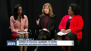 Why women have a harder time running for office PART 1