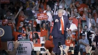 Trump's Campaign Removed Social Distancing Stickers Before Tulsa Rally
