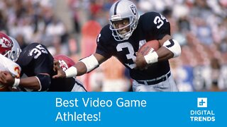 The Most Dominant Video Game Athletes Ever