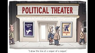 Political Theater is The Platform