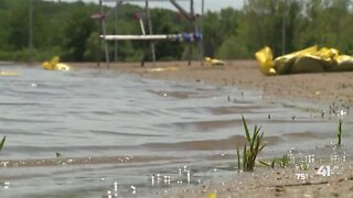 Jackson County Parks + Rec reminds people of beach closures