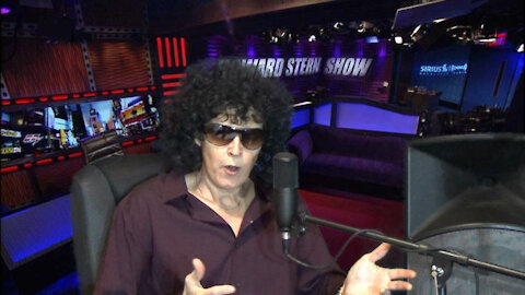 """The Connie Bryan Show: """"Wayne's World"""" Comedy Sketch & Howard Stern Impersonation"""