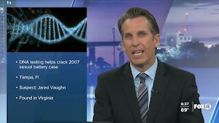 DNA helps crack 2007 sexual battery case