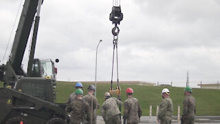 Crane Load Test!